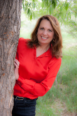 Gail Mencini, Author of To Tuscany with Love