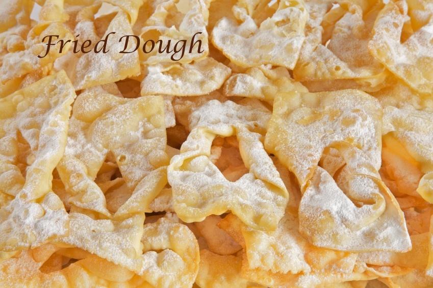 Fried Dough www.GailMencini.com