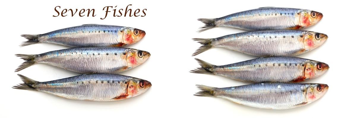 Seven Fishes www.GailMencini.com