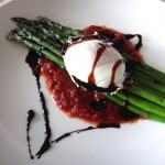 Poached Eggs with Asparagus Thumbnail